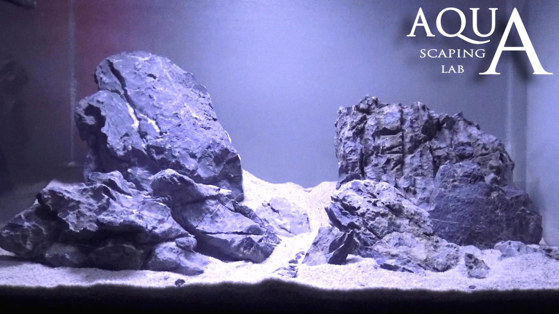Tutorial Iwagumi Aquarium Size 40 X 25 X 25h 25l Seiryu Stone Style Aquascaping Lab